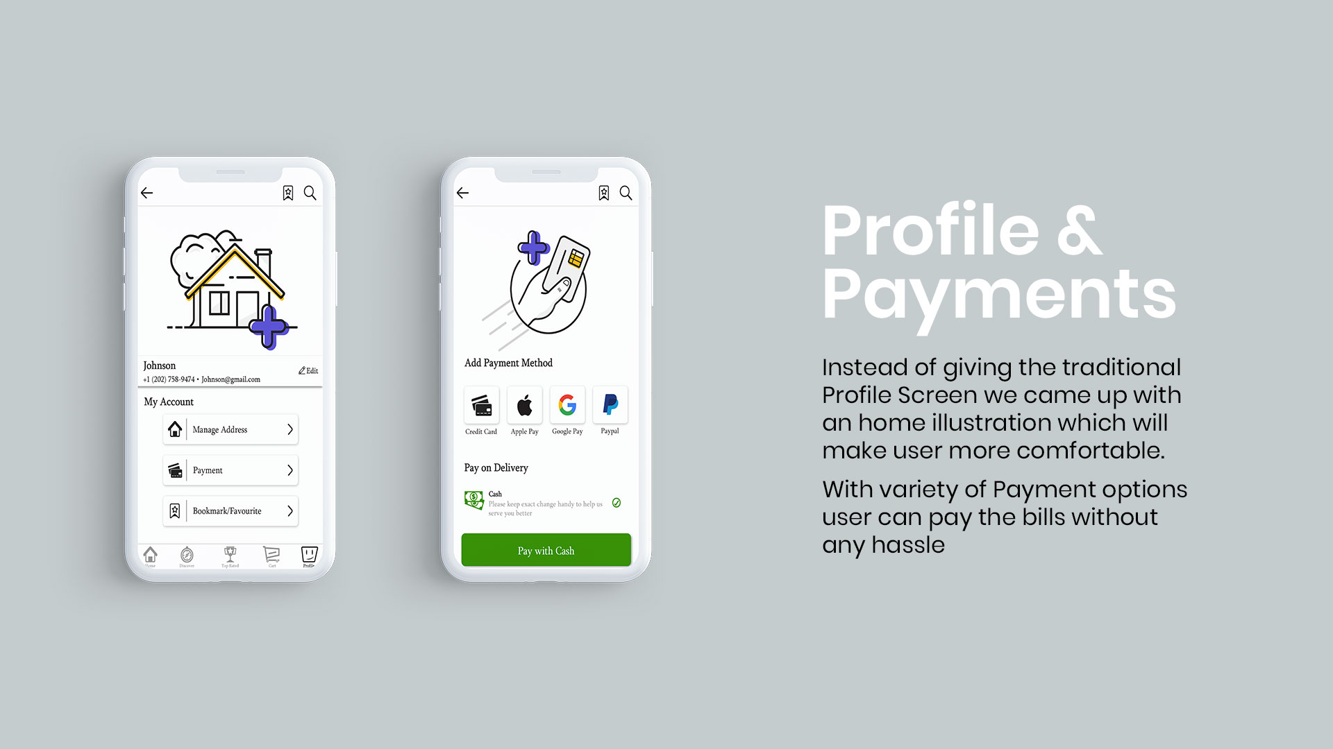 Foodapes-Profile&Payment-screen-6
