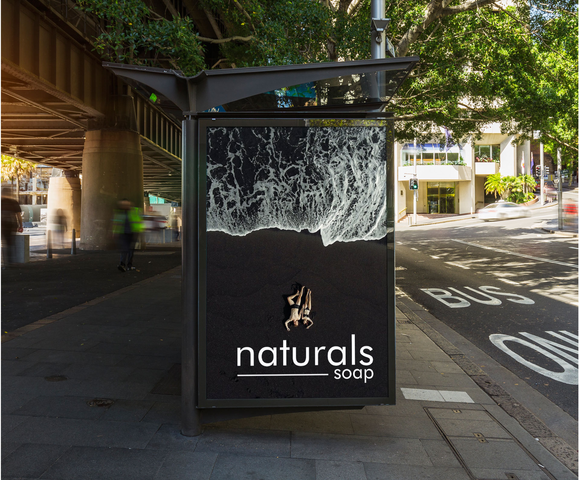 Naturals Soap Hoarding