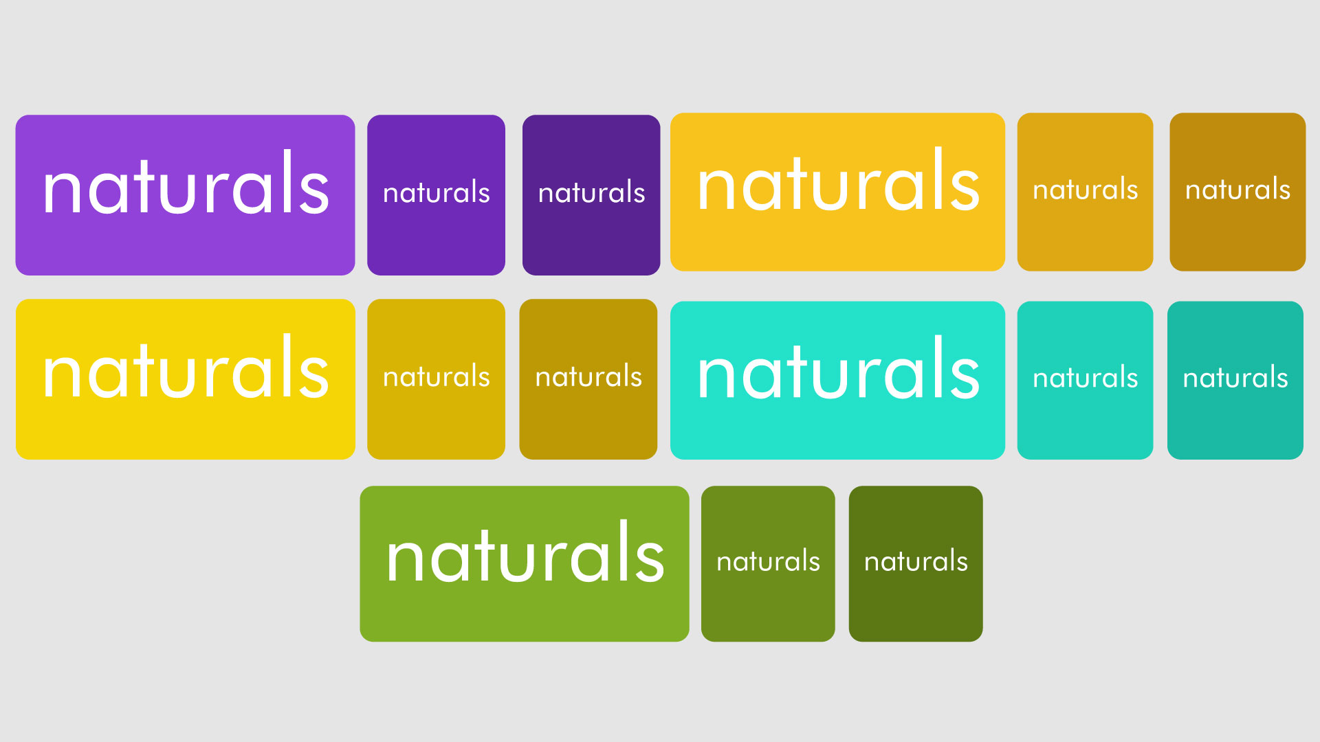 Natural Soap Packaging Color Templates