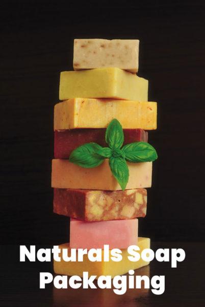 Naturals Soap Packaging