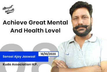 How Kudo MMA Helps You Achieve Great Mental And Health Level | Sensei Ajay Jaiswal | Ep. 08