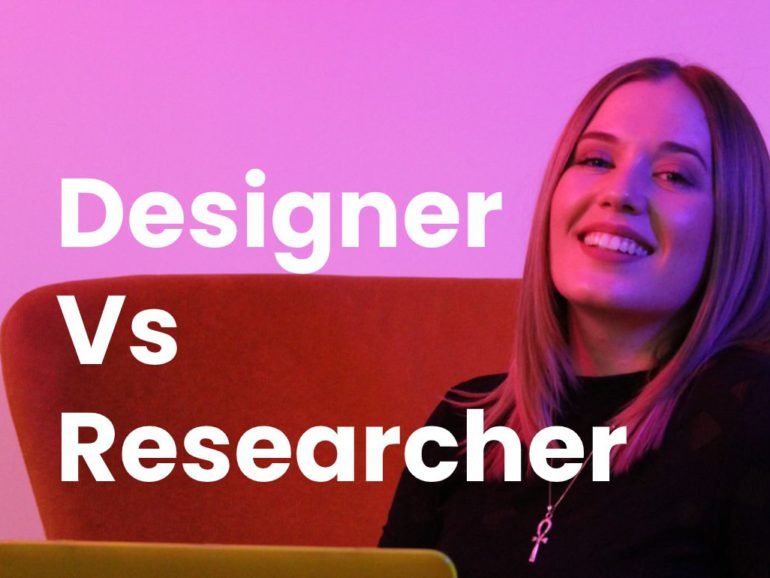 Difference Between Designer And Researcher