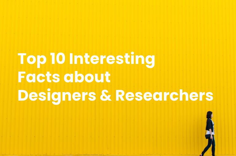 Designers and researchers