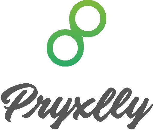 Pryxlly Logo