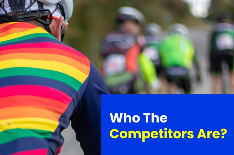 Who The Competitors Are