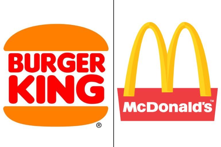 Burger King Vs McDonald